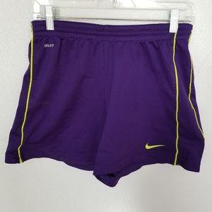 Nike Dri-Fit Basketball Shorts Size Medium.